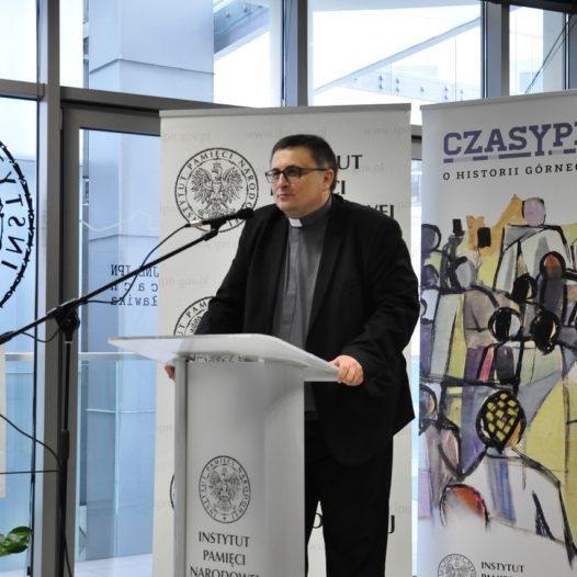 ks. prof. dr hab. Ireneusz Celary