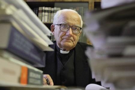 ks. prof. dr hab. Remigiusz Sobański (1930-2010)