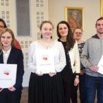Julia Wermińska finalistką Olimpiady Teologii Katolickiej
