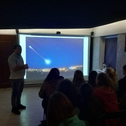 Bliskie spotkania z astronomią