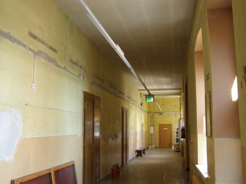 Na rzecz odnowy budynku