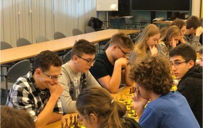 Szachiści w finale Licealiady