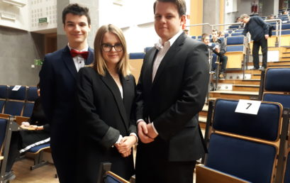 Tatiana Wieczorek wyróżniona w Konkursie Geologicznym