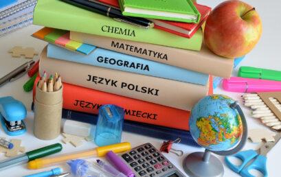 Lista podręczników dla klas 2