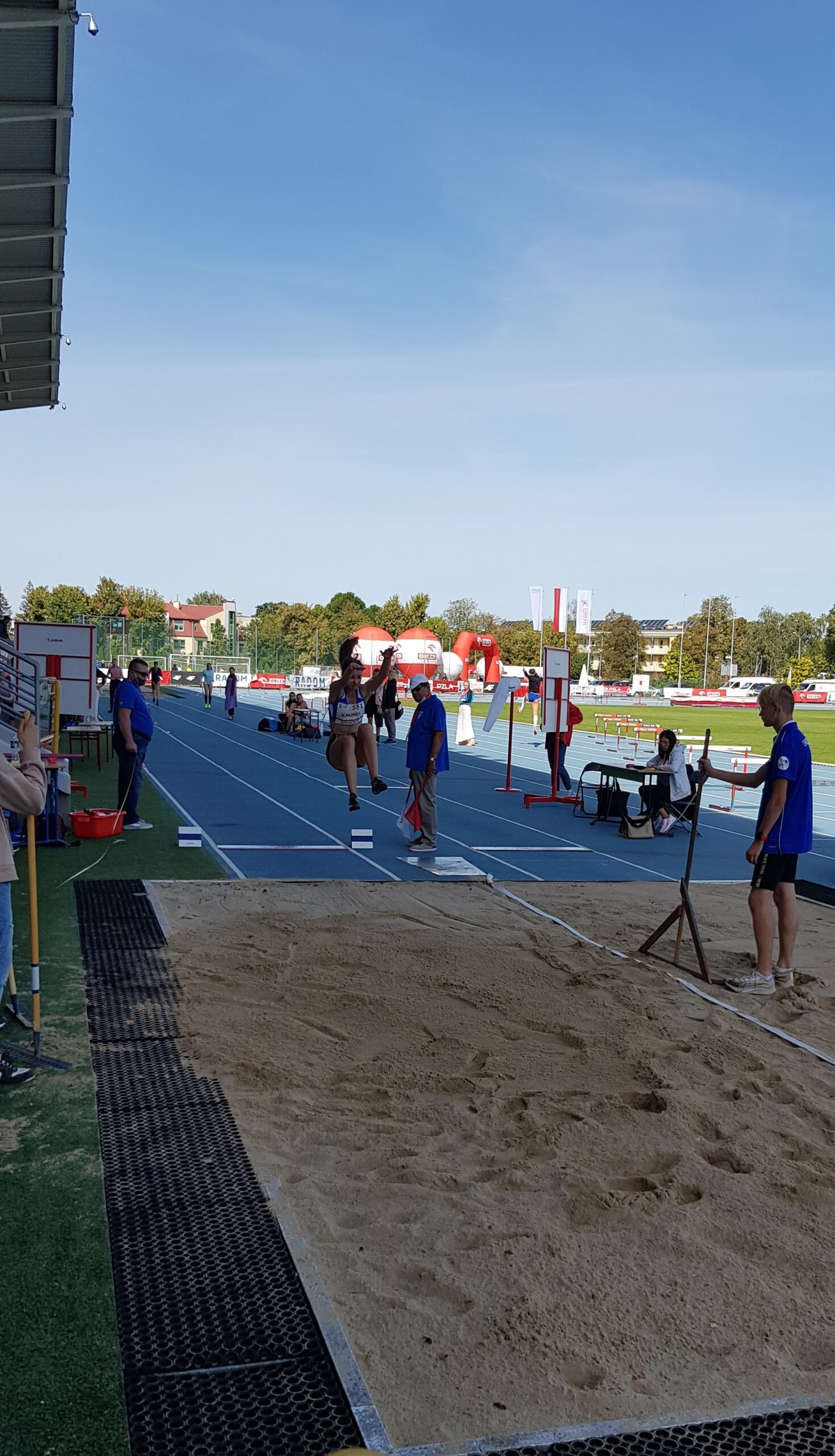 Lekkoatletki na Mistrzostwach Polski