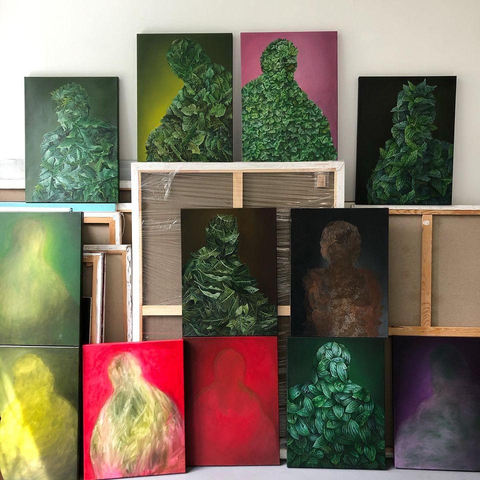 Warsztaty w galerii Przytyk