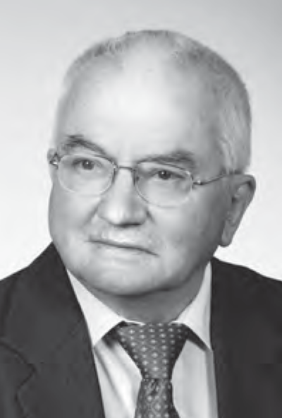 prof. dr hab. inż. Stanisław Osadnik