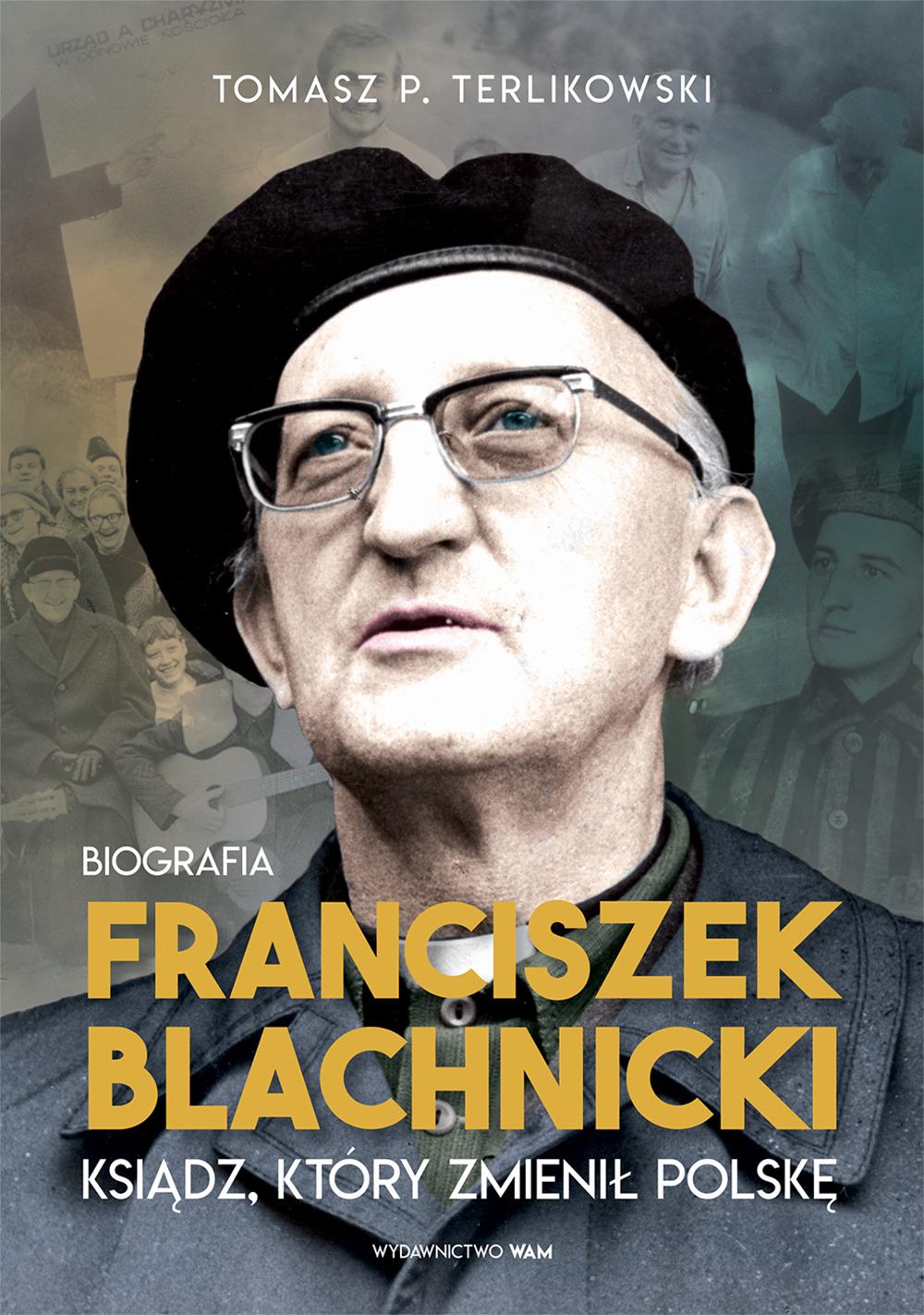 W księgarniach biografia księdza Blachnickiego