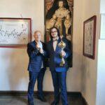 Franciszek Golaś zwycięzcą Olimpiady Wiedzy Historycznej